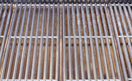 BBQ Grill Background Texture Royalty Free Stock Photo