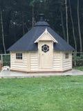 BBQ hut Royalty-vrije Stock Afbeelding