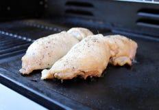 BBQ kurczak Zdjęcia Royalty Free