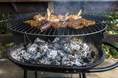 BBQ Royalty Free Stock Photography