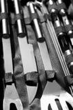 bbq narzędzia Obrazy Stock