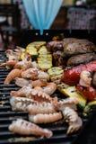 BBQ per ognuno Fotografia Stock