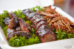 BBQ Pork Royalty Free Stock Image