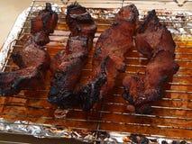 BBQ Pork / Char Siew Royalty Free Stock Photo