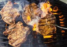 BBQ pork Royalty Free Stock Photos