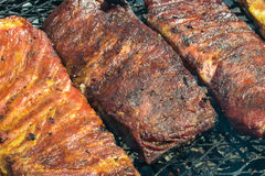 BBQ Ribs Royalty Free Stock Photo