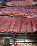 BBQ ribs Stock Image