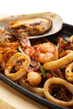 BBQ Seafood Stock Photos