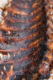 BBQ spare ribs Royalty Free Stock Images