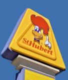 BBQ srl di St-Hubert Immagine Stock