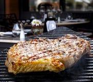 BBQ steak Stock Images