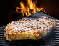 BBQ steak Royalty Free Stock Photo