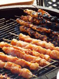 BBQ Time Royalty Free Stock Photography