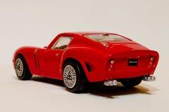BBurago Ferrari 250 GTO 1/43 model Zdjęcie Stock