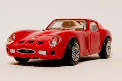 BBurago Ferrari 250 GTO 1/43 model Zdjęcia Stock