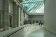 1250 2012 bc brittiska för london för jume för egypt granit ii thebes uk för tempel för staty för ramesses för pharaoh för del fö Royaltyfria Bilder