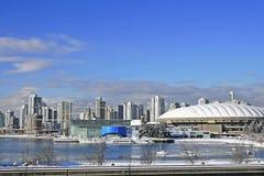 BC disponga lo stadio, Vancouver Immagine Stock Libera da Diritti