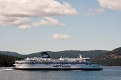 BC Ferries Royalty Free Stock Images