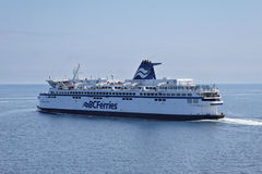 BC Ferries in British Columbia Stock Photo