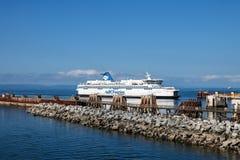 BC Ferry Stock Photo