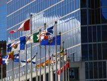 bc Kanada i stadens centrum vancouver Arkivbild