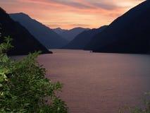 Bc lago Fotografia Stock Libera da Diritti