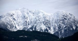 BC mountains Royalty Free Stock Images