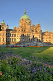 Bc parliament building Royalty Free Stock Photography
