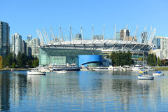 BC Place Stadium, Vancouver, Canada Royalty Free Stock Photo