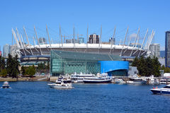 BC Place Royalty Free Stock Images