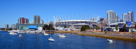 BC Place Royalty Free Stock Photos