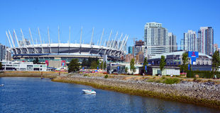 BC Place Stock Photo