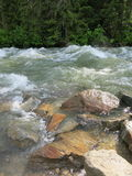 BC Rapids Stock Photography