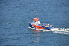 BC Spill Response Vessel Royalty Free Stock Photos
