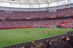 BC Stadium during 2015 FIFA Women's world cup