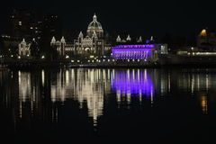 BC wetgevende macht Stock Foto
