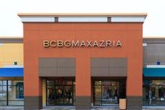 BCBG Max Azria Retail Store Stockfoto