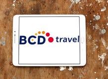 BCD旅行公司商标 免版税库存图片