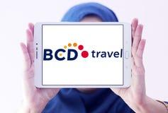 BCD旅行公司商标 免版税图库摄影