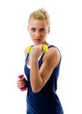 Bíceps Foto de Stock Royalty Free