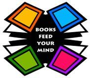 Bücher Stockfoto