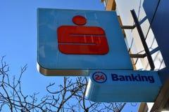 BCR bankowość Zdjęcie Stock