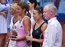 BCR Ladies Open Final Ending Ceremony Royalty Free Stock Images