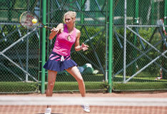 BCR Ladies Open Main Tennis Arena Opening Royalty Free Stock Photos