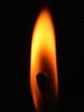 Beëindig brandende gelijke Royalty-vrije Stock Foto's