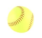 Beísbol con pelota blanda Fotos de archivo