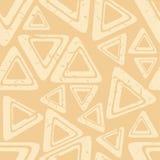 beż geometryczny ilustracja wektor
