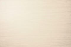 Beżowa drewniana tekstura dla tła Zdjęcie Stock