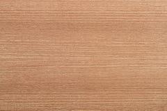 Beżowy Brown drewna wzór Obrazy Royalty Free