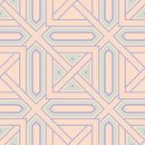 Beżu barwiony bezszwowy tło bezszwowy wzoru Fotografia Stock